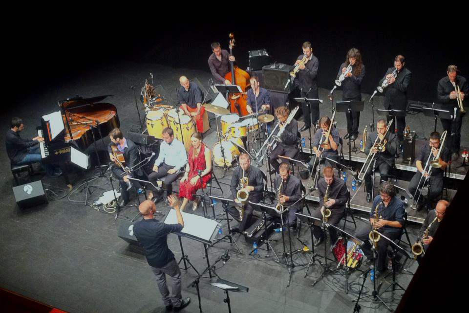 Bernard Van Rosum Big Band