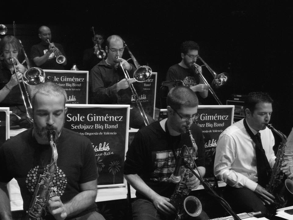 Sedajazz Big Band with Sole Giménez